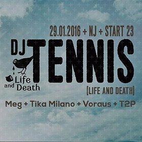 Imprezy: DJ TENNIS
