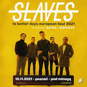 Hard Rock / Metal: Slaves | Poznań