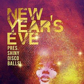 Imprezy: SQ New Years Eve pres. Shiny Disco Balls!