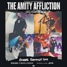 Hard Rock / Metal: The Amity Affliction + Crystal Lake, Cane Hill