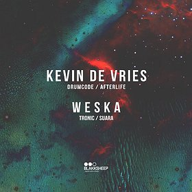 Imprezy: Kevin de Vries invites Weska