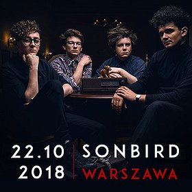 Koncerty: Sonbird