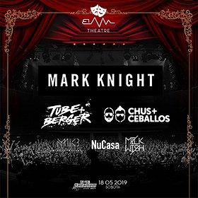 Clubbing: BAM pres. Mark Knight / Tube & Berger / Chus + Ceballos