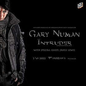 Pop / Rock: Gary Numan