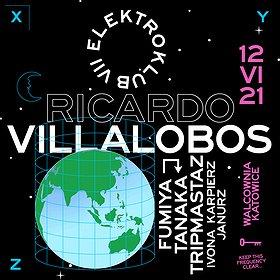 Clubbing: Elektroklub VII: Ricardo Villalobos