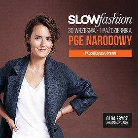 : Targi Slow Fashion #9 – Warszawska Jesień