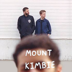 Koncerty: Mount Kimbie