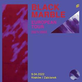 Muzyka klubowa: Black Marble | Kraków