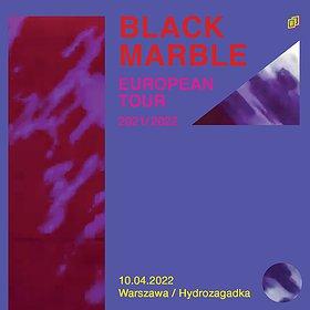 Muzyka klubowa : Black Marble | Warszawa