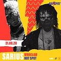 Hip Hop / Reggae: Sarius | 21.08. | HotSpot, Wrocław, Wrocław