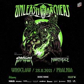 Hard Rock / Metal: UNLEASH THE ARCHERS / Wrocław KONCERT ODWOŁANY