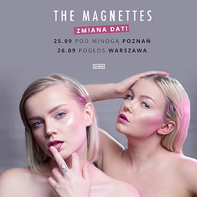 Concerts: The Magnettes - Poznań