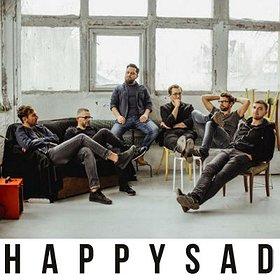 Pop / Rock: Happysad +18 Tour, goście: allusinlove (UK), Noże (PL)