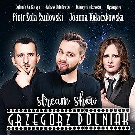 Stand-up: Grzegorz Dolniak Stream Show