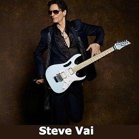 Koncerty: Steve Vai