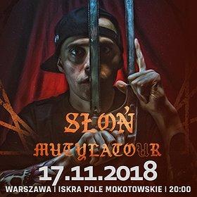 Koncerty: Słoń - Mutylatour - Warszawa