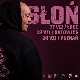 Hip Hop / Reggae: SŁOŃ   P23, Dziedziniec Fabryki Porcelany   Katowice