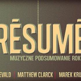 Imprezy: Resume! – muzyczne podsumowanie 2014 w SQ