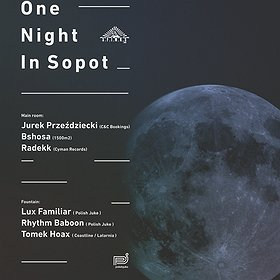 Imprezy: ONE NIGHT IN SOPOT