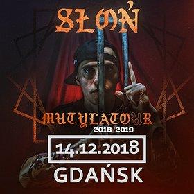Koncerty: Słoń - Gdańsk
