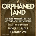 Hard Rock / Metal: Orphaned Land, Poznań