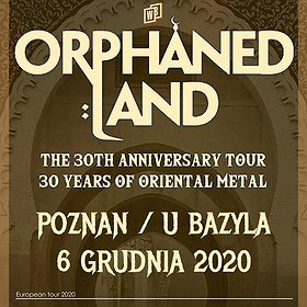 Hard Rock / Metal : Orphaned Land