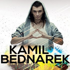 Koncerty: Kamil Bednarek