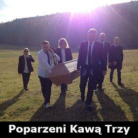 Koncerty: Poparzeni Kawą Trzy w Łodzi