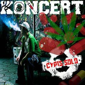 Koncerty: koncert Cypis Solo
