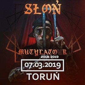 Koncerty: Słoń - Toruń