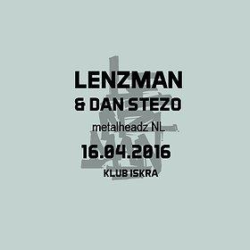 Muzyka klubowa: Lenzman i Mc Dan Stezo