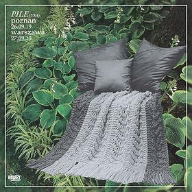 Pop / Rock: Pile (USA) / 26.09 / Pod Minogą