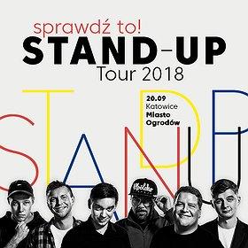 Stand-up: Sprawdź to! Stand-up Tour 2018 - Katowice