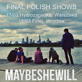 Concerts: Maybeshewill