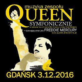 Koncerty: QUEEN SYMFONICZNIE w Gdańsku
