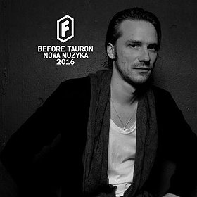 Imprezy: Sascha Funke  - Before Festiwal Tauron Nowa Muzyka 2016