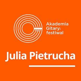 Concerts: Akademia Gitary: Julia Pietrucha