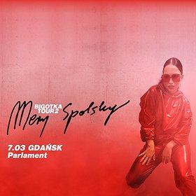 Pop / Rock: Mery Spolsky: Bigotka Tour 2 / Gdańsk