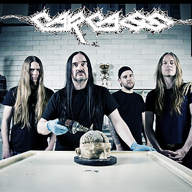 Concerts: Carcass + Napalm Death, Obituary, Voivod