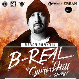 Koncerty: B-Real of Cypress Hill w Krakowie!