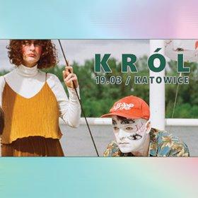 Pop / Rock: Król / Katowice