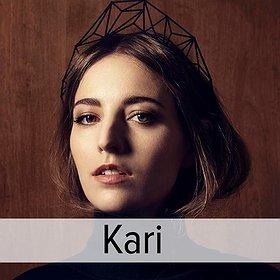 Koncerty:  KARI - koncert solo