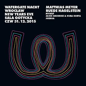 Koncerty: Watergate Showcase NYE: Behind The Mask vol. 4