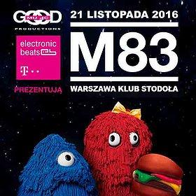 Koncerty: M83