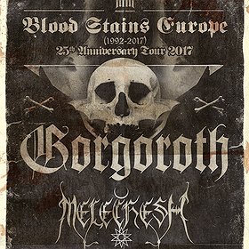 Koncerty: Gorgoroth & Melechesh - BLOOD STAINS EUROPE 1992-2017 TOUR