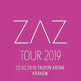 Koncerty: ZAZ - Kraków