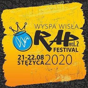 Hip Hop / Reggae: Wyspa Wisła Rap Festival - II edycja
