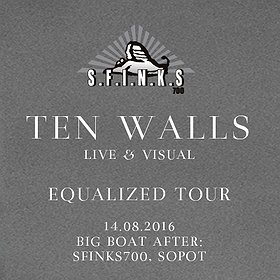 Events: BIG BOAT AFTER: TEN WALLS EQUALIZED live & visual show