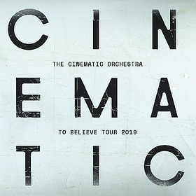 Koncerty:  The Cinematic Orchestra - Warszawa