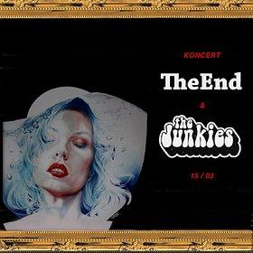 Pop / Rock:  Koncert TheEnd & The Junkies